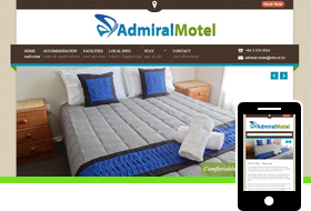 Admiral Motel Christchurch