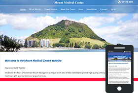 Mount Medical Centre